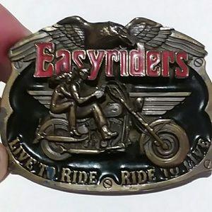 Easyriders Belt Buckle # 2075